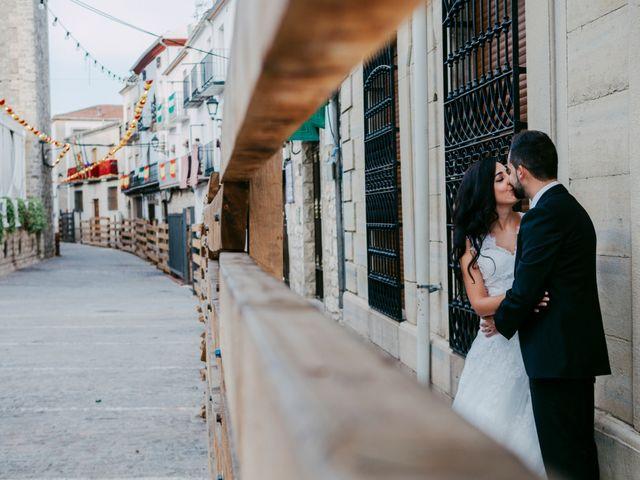La boda de Cristóbal y Maite en Villacarrillo, Jaén 3