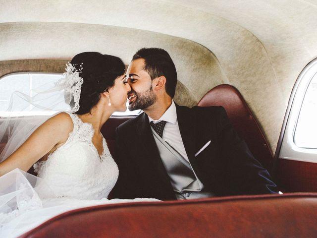 La boda de Maite y Cristóbal