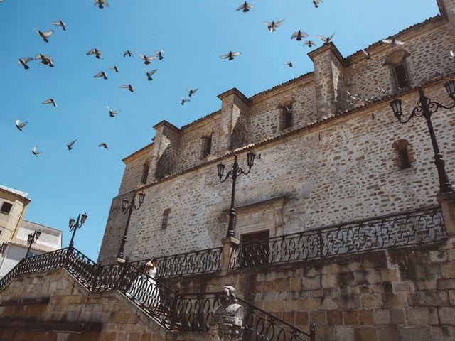 La boda de Cristóbal y Maite en Villacarrillo, Jaén 1