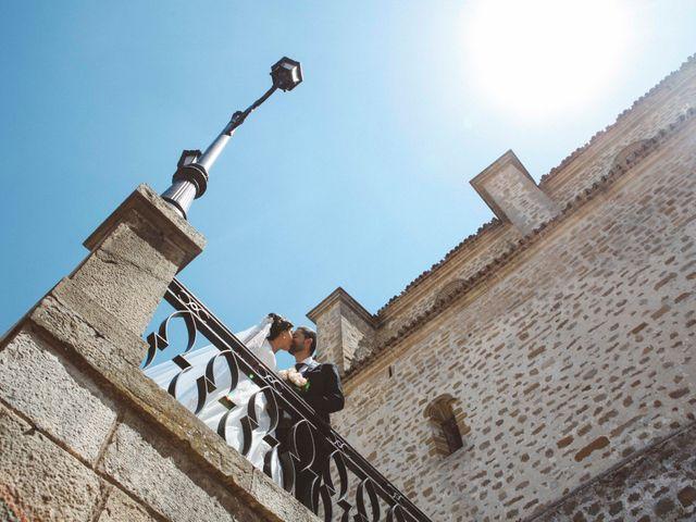 La boda de Cristóbal y Maite en Villacarrillo, Jaén 2