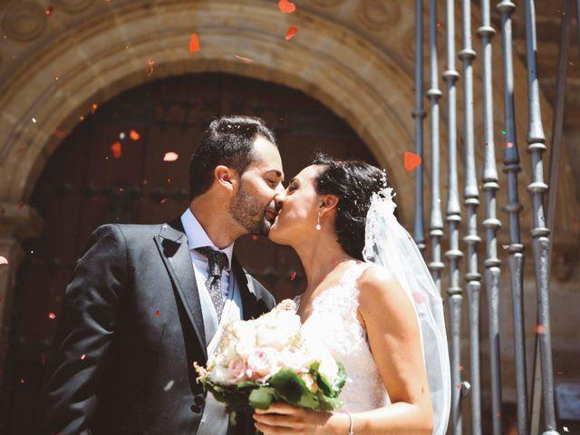 La boda de Cristóbal y Maite en Villacarrillo, Jaén 8