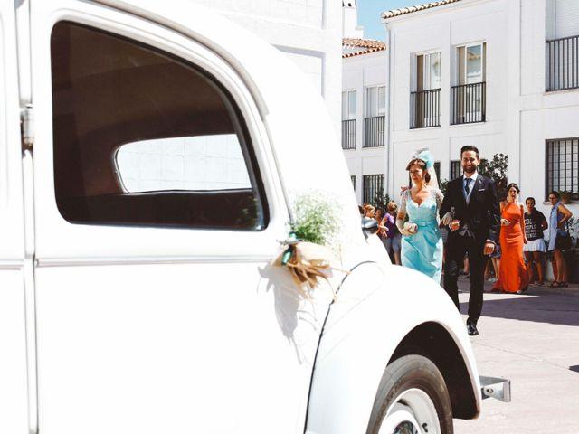 La boda de Cristóbal y Maite en Villacarrillo, Jaén 7