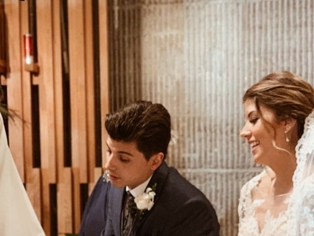 La boda de Javier y Lorena en Madrid, Madrid 5