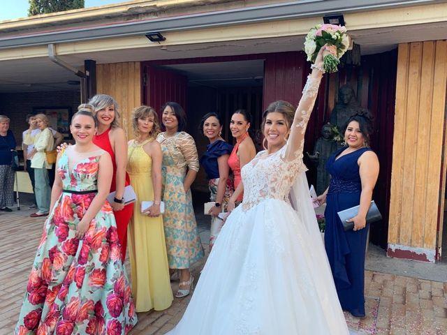 La boda de Javier y Lorena en Madrid, Madrid 7