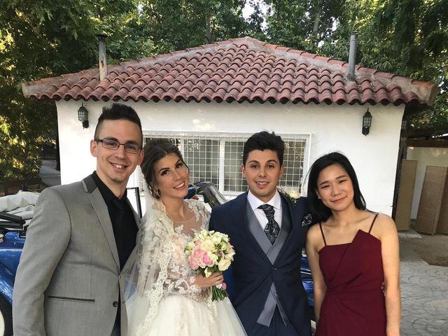 La boda de Javier y Lorena en Madrid, Madrid 14