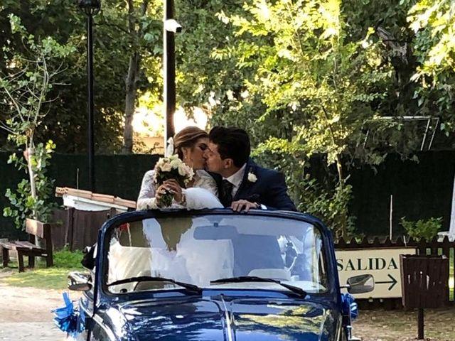 La boda de Javier y Lorena en Madrid, Madrid 1