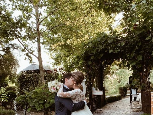 La boda de Javier y Lorena en Madrid, Madrid 38
