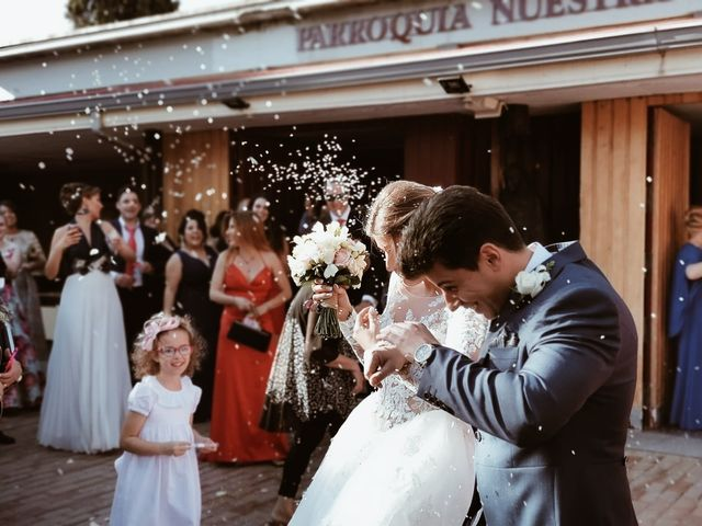 La boda de Javier y Lorena en Madrid, Madrid 2