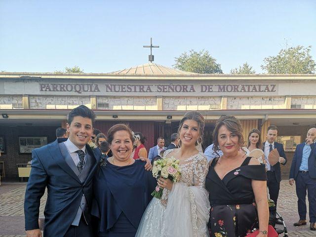 La boda de Javier y Lorena en Madrid, Madrid 44