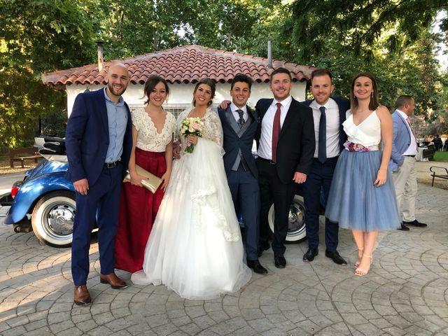 La boda de Javier y Lorena en Madrid, Madrid 59