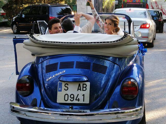 La boda de Javier y Lorena en Madrid, Madrid 66