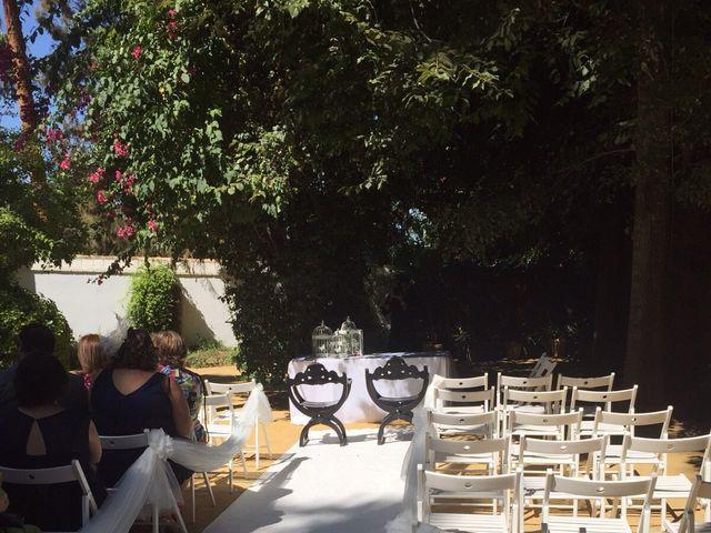 La boda de Fernando y Ivana en Espartinas, Sevilla 2