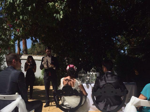 La boda de Fernando y Ivana en Espartinas, Sevilla 3