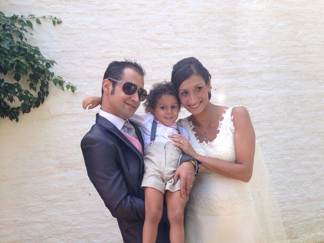 La boda de Fernando y Ivana en Espartinas, Sevilla 7