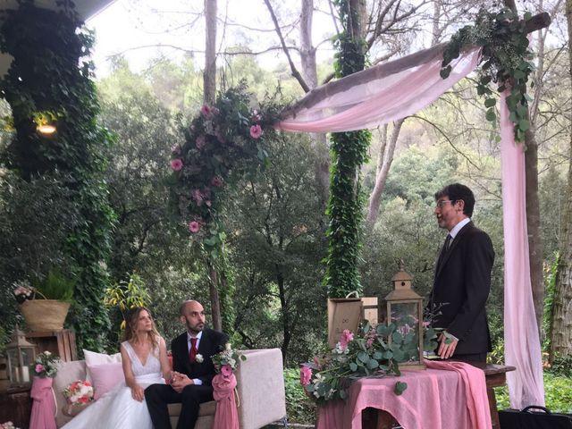 La boda de Albert y Elisabet en Matadepera, Barcelona 1