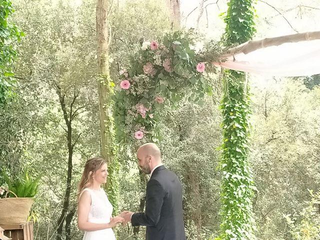 La boda de Albert y Elisabet en Matadepera, Barcelona 2