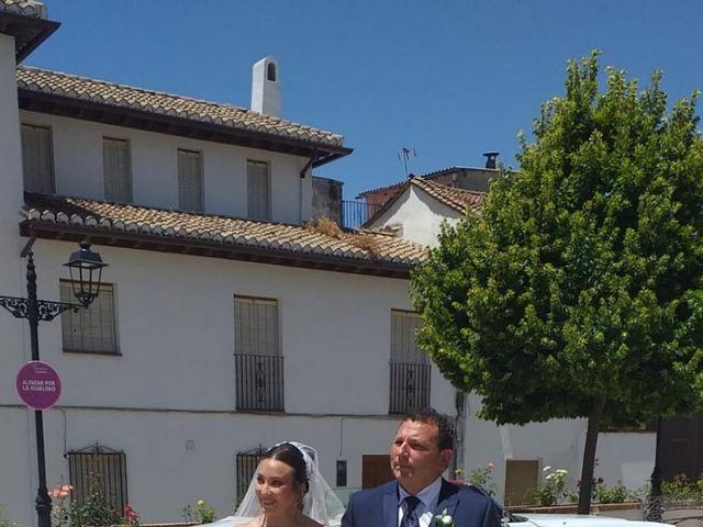 La boda de Iván  y Alba en Granada, Granada 1
