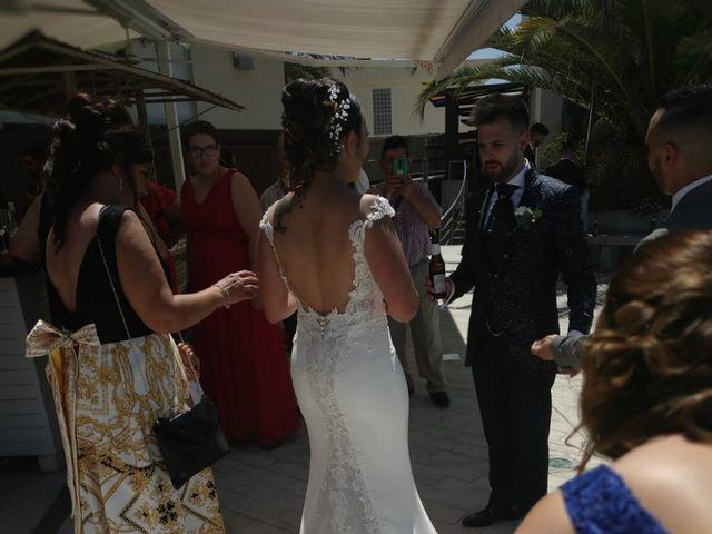 La boda de Iván  y Alba en Granada, Granada 5