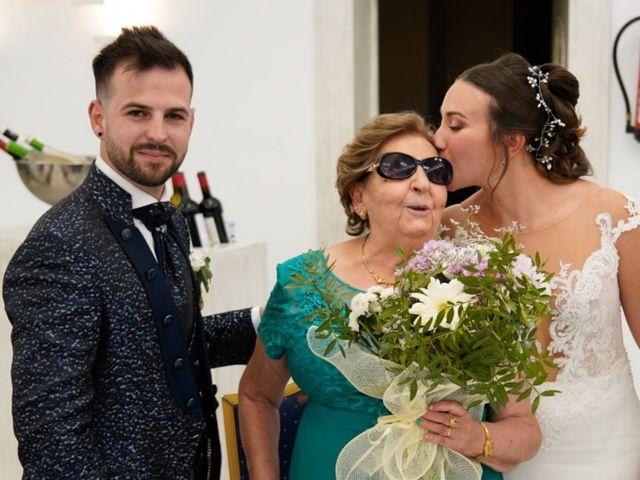 La boda de Iván  y Alba en Granada, Granada 6