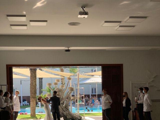 La boda de Iván  y Alba en Granada, Granada 7