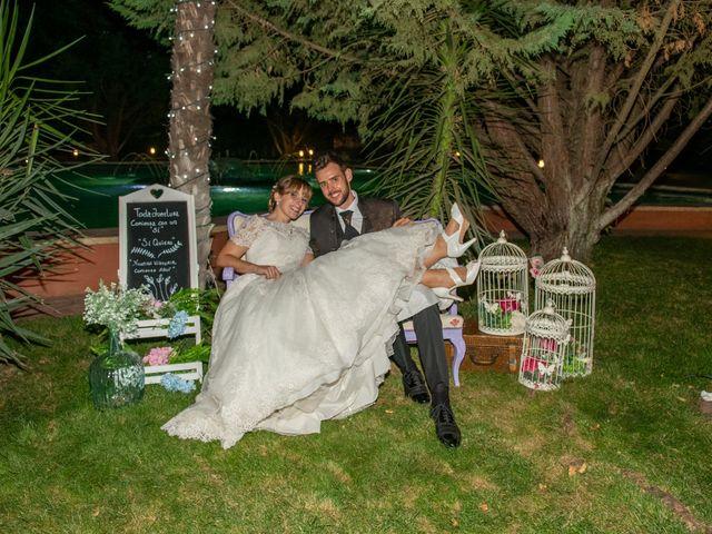 La boda de juan carlos y cari carmen en Villarrobledo, Albacete 6