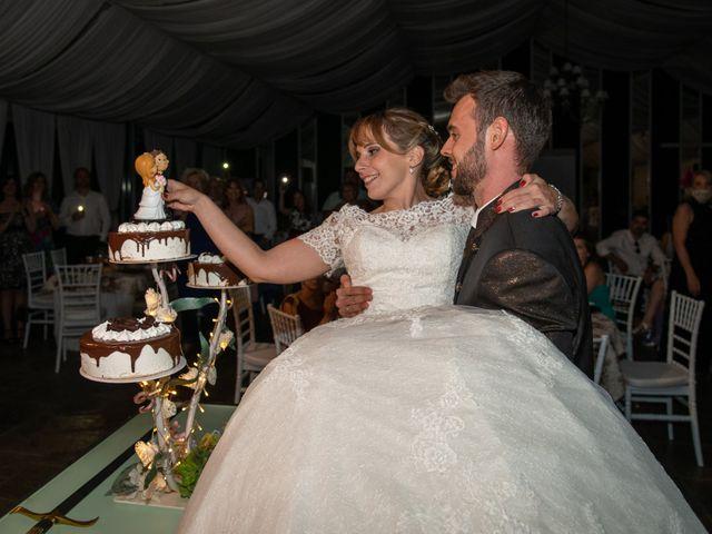 La boda de juan carlos y cari carmen en Villarrobledo, Albacete 7