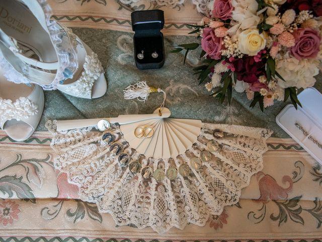 La boda de juan carlos y cari carmen en Villarrobledo, Albacete 2