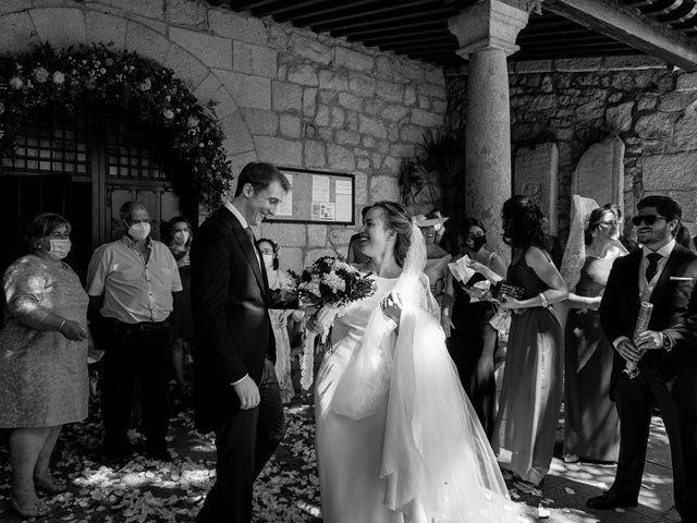 La boda de Samuel y María en Collado Villalba, Madrid 8