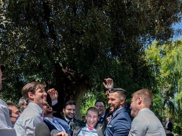 La boda de Samuel y María en Collado Villalba, Madrid 13
