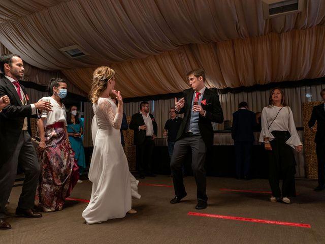 La boda de Samuel y María en Collado Villalba, Madrid 22