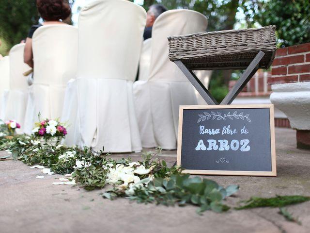 La boda de Ricardo y Raquel en Godella, Valencia 7