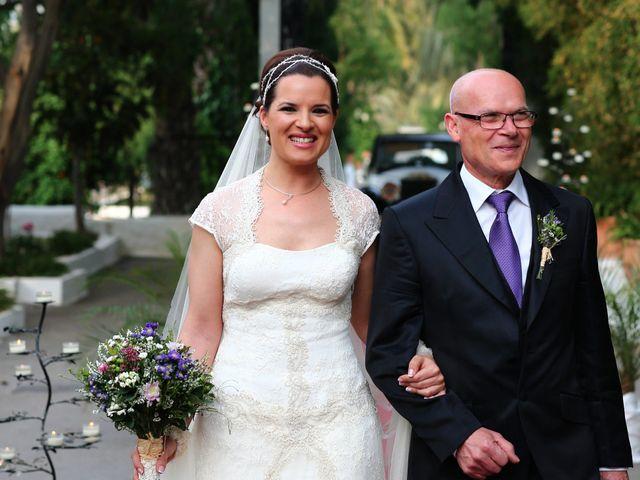 La boda de Ricardo y Raquel en Godella, Valencia 11