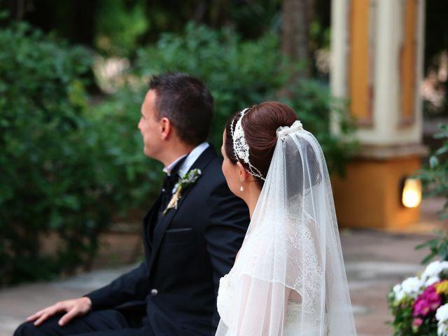 La boda de Ricardo y Raquel en Godella, Valencia 13