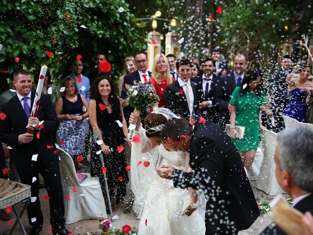 La boda de Ricardo y Raquel en Godella, Valencia 1