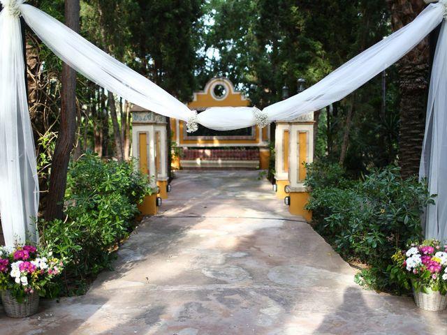 La boda de Ricardo y Raquel en Godella, Valencia 20