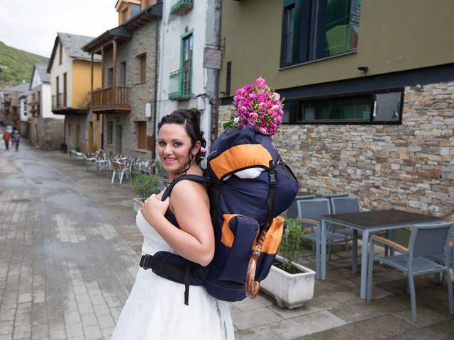 La boda de Santy y Silvia en Ponferrada, León 12