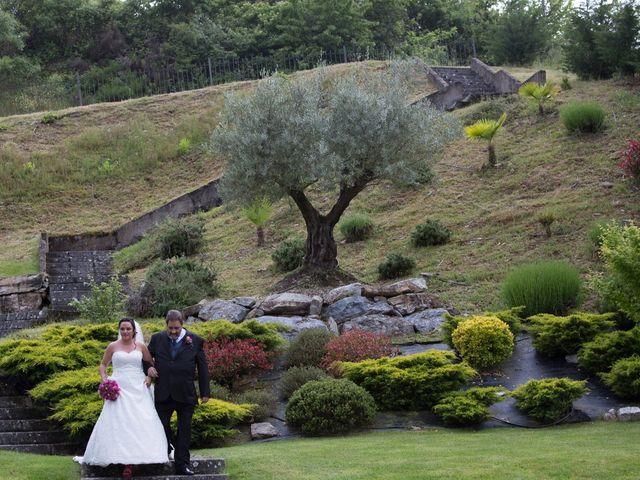 La boda de Santy y Silvia en Ponferrada, León 13