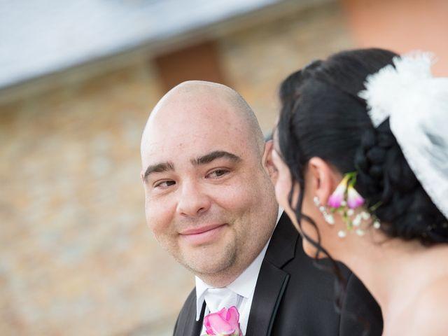 La boda de Santy y Silvia en Ponferrada, León 15
