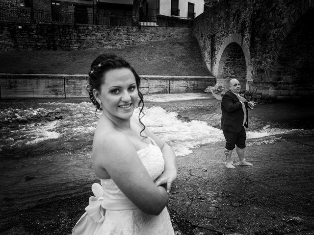 La boda de Santy y Silvia en Ponferrada, León 16
