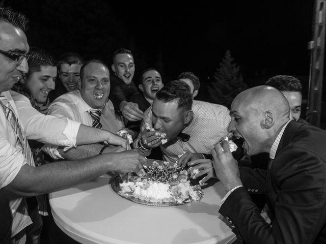 La boda de Santy y Silvia en Ponferrada, León 27
