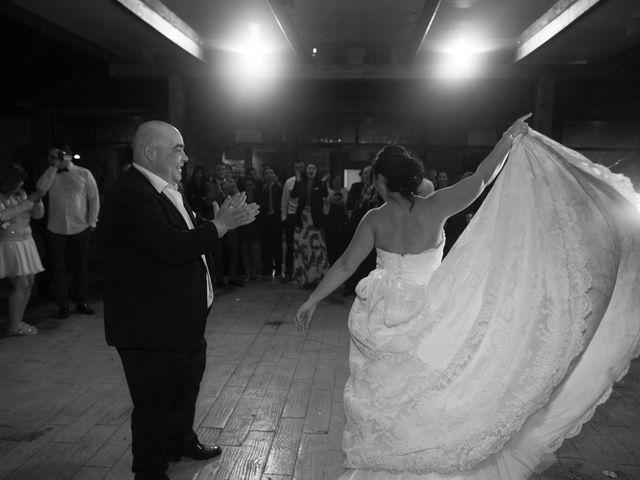 La boda de Santy y Silvia en Ponferrada, León 28