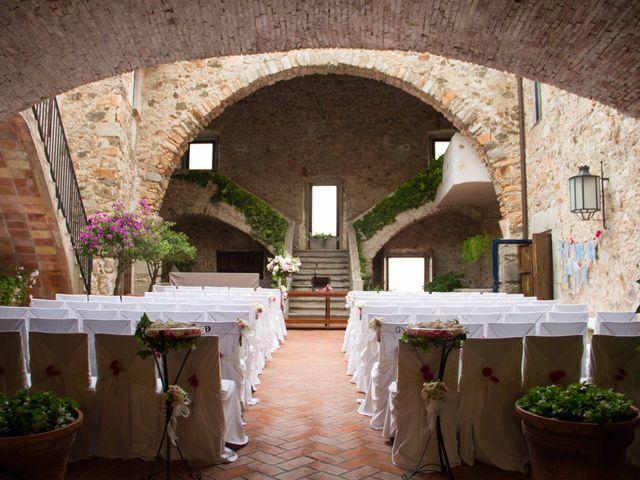 La boda de David y Claudia en Llafranc, Girona 10