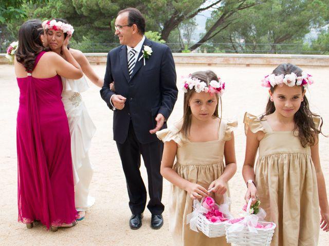 La boda de David y Claudia en Llafranc, Girona 13