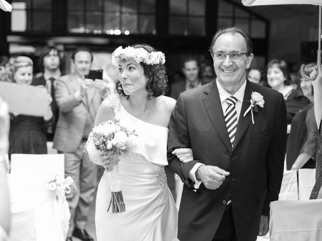 La boda de David y Claudia en Llafranc, Girona 14