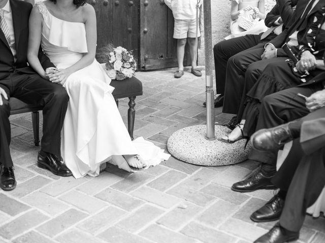 La boda de David y Claudia en Llafranc, Girona 15