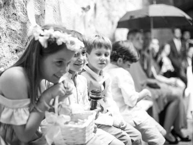 La boda de David y Claudia en Llafranc, Girona 16