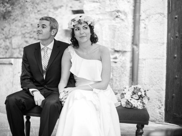 La boda de David y Claudia en Llafranc, Girona 17