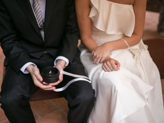 La boda de David y Claudia en Llafranc, Girona 18