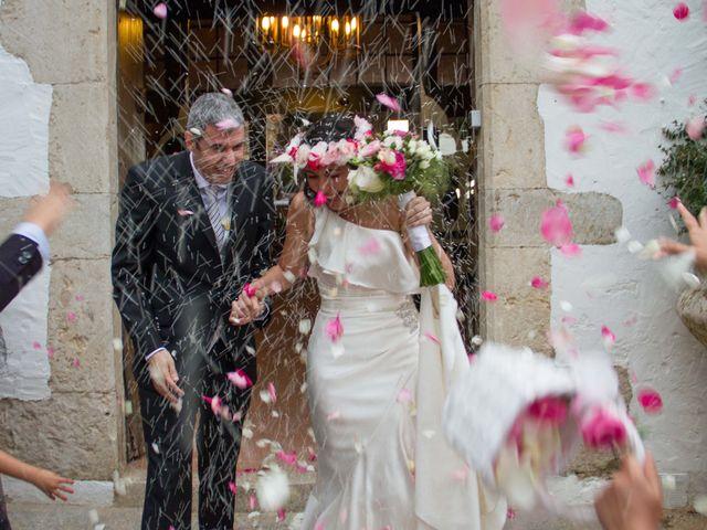 La boda de David y Claudia en Llafranc, Girona 19