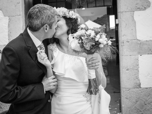 La boda de David y Claudia en Llafranc, Girona 20